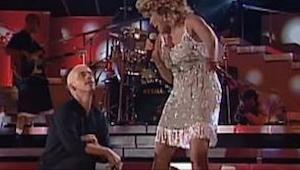 Eros Ramazzotti ja Tina Turner yhdessä samalla näyttämöllä. Tämä on nähtävä!