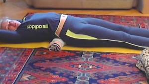 Tämä viisi minuuttia kestävä harjoite takaa, että selkäkivut loppuvat ja että vy