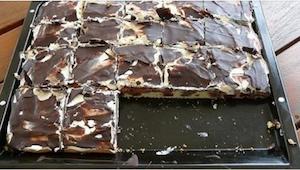 En halunnut mennä tätini luo, mutta kun hän tarjosi tätä kakkua, aloin yhtäkkiä