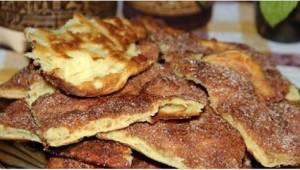 Tämä espanjalainen kaneliherkku hyväksyttiin kotona ensimmäisestä maistiaisesta
