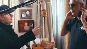 """Ed Sheeran ja Andrea Bocelli tekivät yhdessä upean version kappaleesta """"Perfect"""""""