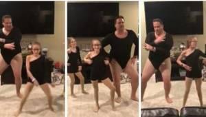 Kun tyttäret pyysivät häntä tanssimaan kanssaan, hän sai melkein sydänkohtauksen