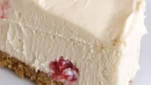 Jos olet noudatat tervettä ruokavaliota, tämä juustokakku on sinua varten! Ei ja