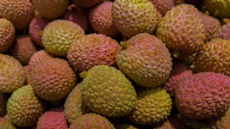 litsi hedelmä