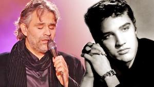 Andrea Bocelli esitti cover-version Elvis Presleyn hitistä – sanat eivä riitä ku