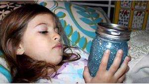 Haluaisitte varmaan myös, että lapsellasi olisi taianomainen hermoja  rauhoittav