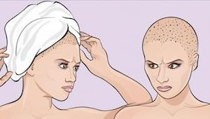 Kääritkö hiukset pyyhkeeseen peseytymisen jälkeen? Teit virheen! Lue miksi.