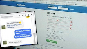 Poliisi varoittaa - uusi virus Facebookissa voi ottaa tietokoneesi käyttöönsä!
