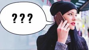 Jos joku kysyy tätä puhelimessa – katkaise puhelu välittömästi!