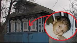 Äiti hylkäsi yksivuotiaan lapsen hylättyyn taloon. 10 vuotta myöhemmin hän palas