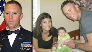 Hänen miehensä kuoli Afganistanissa. Kun hän avasi miehensä kannettavan tietokon