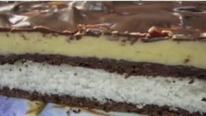 Kun äitini haluaa tehdä nopeasti kakun, hän tekee sen aina tämän reseptin mukaan