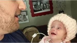 Tyttö syntyi ilman tärkeää elintä. Ennen hänen poismenoaan, hänen vanhempansa te