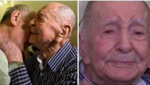 102-vuotias, joka selviytyi holokaustista, tapasi perheensä. Koko elämänsä ajan