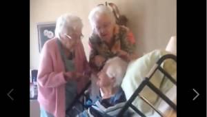Kukin näistä sisaruksista on yli 90-vuotias, mutta silti he käyttäytyvät kuin nu