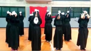 Kun 12 nunnaa aloitti esityksen, kukaan ei odottanut TÄLLAISTA päätöstä!