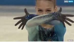 Nuori venäläinen taitoluistelija yllätti tuomarit hypyllä, jota kukaan ei ollut